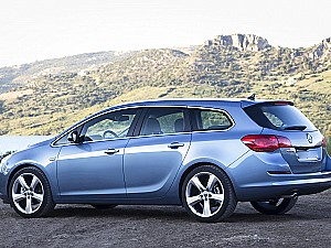 Opel ASTRA J  SPORTS TOURER COSMO 1.4 GPL TECH 140 CV