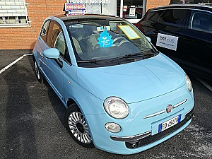 Fiat 500 lounge 900 twin air